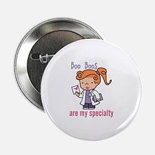 """Boo Boo Specialty 2.25"""" Button"""