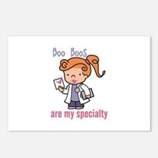 Boo Boo Specialty Postcards (Package of 8)