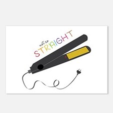 Straight Postcards (Package of 8)