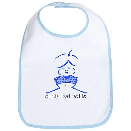 Cutie Patootie Bib