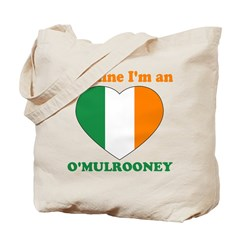 O'Mulrooney, Valentine's Day Tote Bag