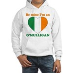 O'Mulligan, Valentine's Day Hooded Sweatshirt