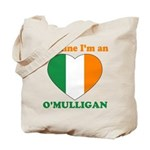 O'Mulligan, Valentine's Day Tote Bag