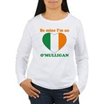 O'Mulligan, Valentine's Day Women's Long Sleeve T-