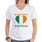 O'Mulligan, Valentine's Day Women's V-Neck T-Shirt