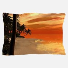 Cool Sunset clouds Pillow Case