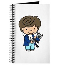 Veterinarian Boy Journal