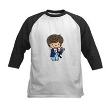 Veterinarian Boy Baseball Jersey
