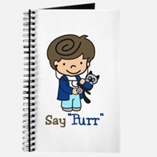 Say Purr Journal