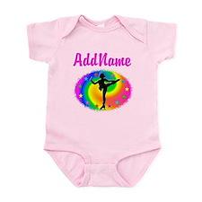 LOVE SKATING Infant Bodysuit