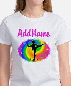 LOVE SKATING Women's T-Shirt