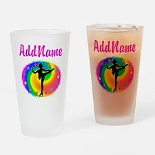 LOVE SKATING Drinking Glass