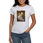 Windflowers / Golden Women's T-Shirt