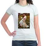 Windflowers / Golden Jr. Ringer T-Shirt