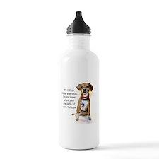 Unique Pocket pup Water Bottle