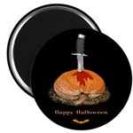 Bleeding Pumpkin Magnet