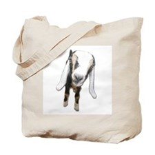 Cute Baby goat Tote Bag