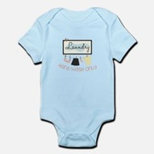 Hand Wash Only Body Suit