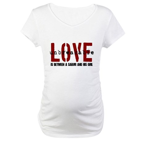Unbreakable Maternity T-Shirt