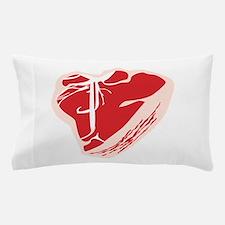 Steak Pillow Case