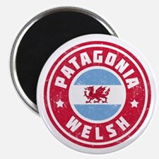 Patagonia Welsh Flag Magnets