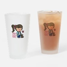 Pet Vet Drinking Glass