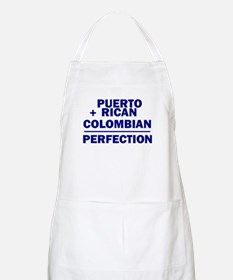 Puerto Rican + Colombian BBQ Apron