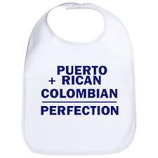 Puerto Rican + Colombian Bib