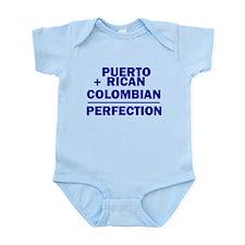 Puerto Rican + Colombian Infant Bodysuit