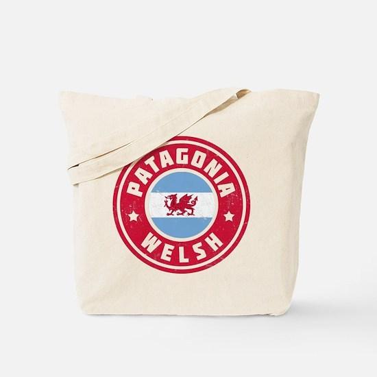 Patagonia Welsh Flag Tote Bag