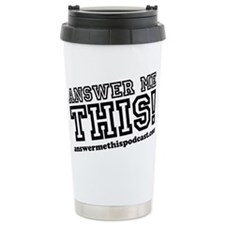 Cute Podcast Travel Mug