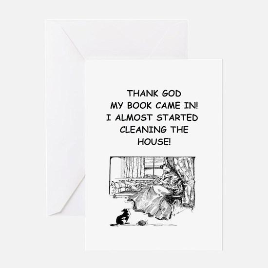 reader Greeting Cards