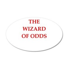 odds Wall Decal