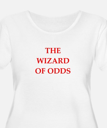 odds Plus Size T-Shirt