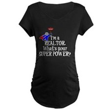 Realtor Superhero T-Shirt