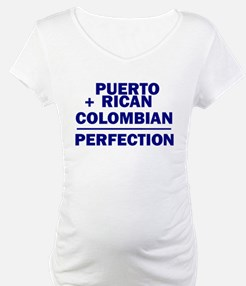 Puerto Rican + Colombian Shirt
