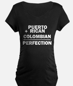 Puerto Rican + Colombian T-Shirt
