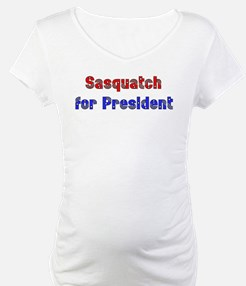 Sasquatch For President Shirt