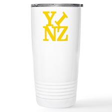 YINZ Travel Mug