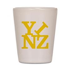 YINZ Shot Glass