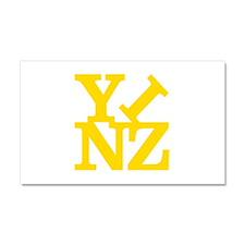 YINZ Car Magnet 20 x 12