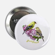 Goldfinch Button