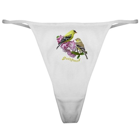 Goldfinch Classic Thong