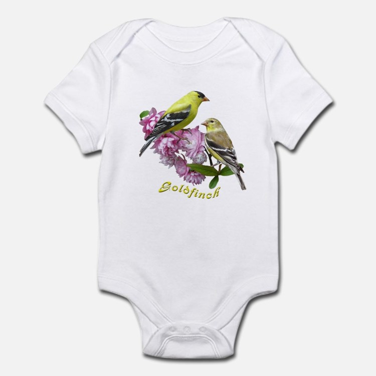Goldfinch Infant Bodysuit