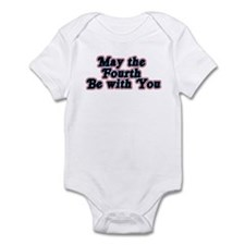 May the Fourth be with You Infant Bodysuit