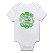 Cthulhu For President Infant Bodysuit