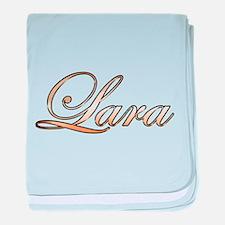 Lara baby blanket