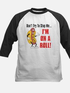 I'm On A Roll Baseball Jersey
