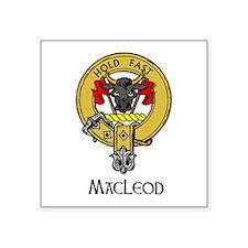 MacLeod Clan Badge Sticker