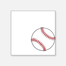 Softball Is Life Sticker